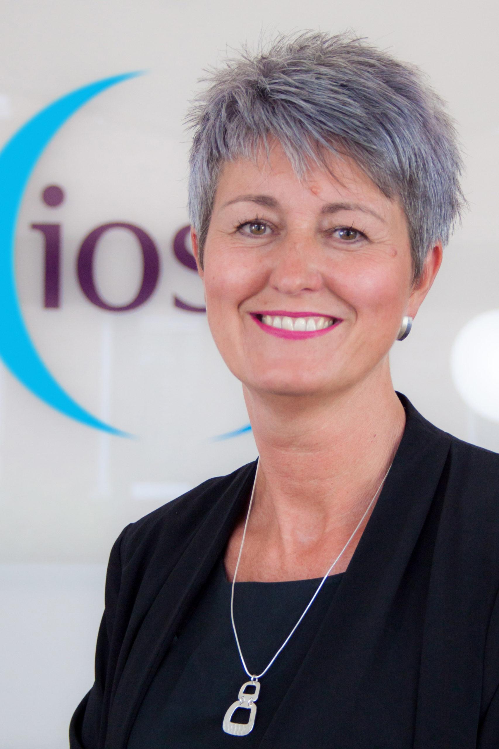 Bev Messinger IOSH CEO