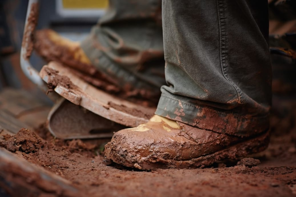 The Origin of Safety Shoes