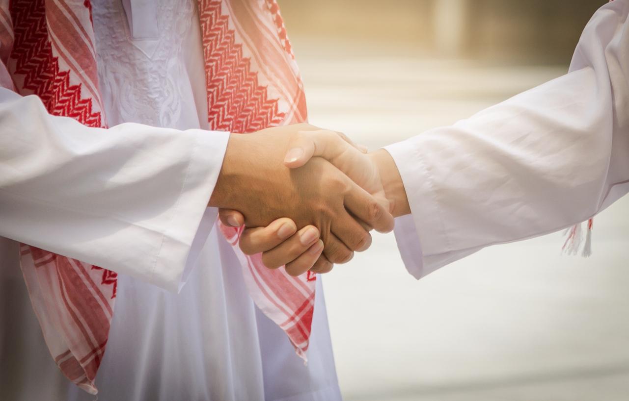 Qatar's three-year-old dispute with Saudi Arabia